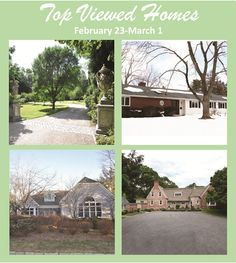 Top Viewed Homes: March 1, 2013