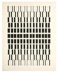 """A N O N I M A G R O U P m i e c z k o w s k i i n k o n p a p e r 1 9 6 7 """" """"the American artist collaborative, Anonima Group, was founded in 1960 by Ernst Benkert, Francis Hewitt and Ed Mieczkowski. Op Art, Textures Patterns, Print Patterns, Geometry Pattern, Minimalist Art, American Artists, Artist At Work, Conceptual Art, Graphic Illustration"""