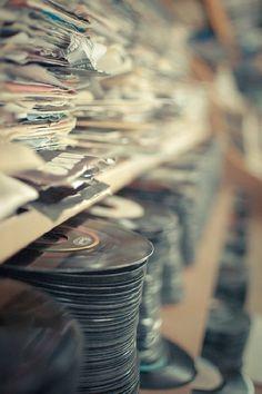 vintage and vinyl