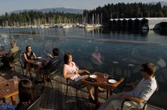 Casual Vancouver Restaurants With a View