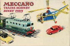 Catalogue Meccano 1957
