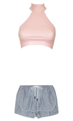 """Candy sleep"" by meanbarbie ❤ liked on Polyvore featuring rag & bone"