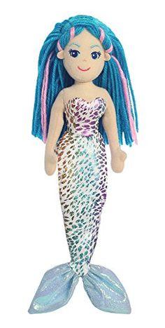 Aurora World Sea Sparkles Nerine Mermaid Plush Aurora World http://www.amazon.com/dp/B00SUEBRTQ/ref=cm_sw_r_pi_dp_lN1exb07N8QX8