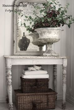 Vintage French Soul~  Jeanne d'Arc Living - French style with Nordic palette