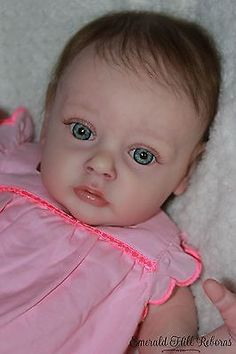Reborn Doll Baby Girl  Chloe  ~ By Natali Blick Sold Out Limited Edition 3bc1f230d97