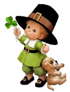 Afbeeldingsresultaat voor pictures of ruth morehead St Patricks Day Pictures, Happy St Patricks Day, Saint Patricks, Pix Art, Baby Frame, Sarah Kay, Cute Clipart, Gnome, St Paddys Day