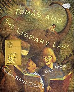 Tomas and the library lady book