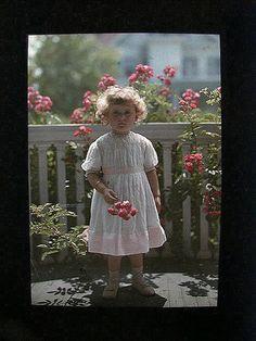Little Beauty | -Autochrome, c.1915-1925