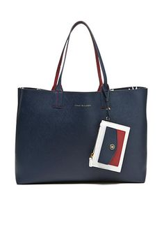 8c22570849 Tommy Hilfiger TH Reversible Tote