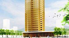 Building materials: Wooden skyscrapers   The Economist