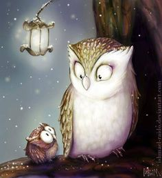 Chouette Illustration !