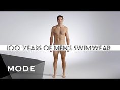 Watch 100 Years of Men's Swimsuits Pass Before Your Eyes in 3 Minutes: The Daily Details: Blog : Details