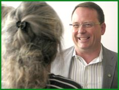 Mike Schreiner gets ready to turn #Guelph Green in 2018!