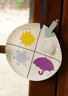 Make a weather chart