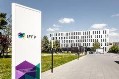 Suisse romande | IFFP Parking, Lausanne, Garage Doors, Outdoor Decor, Switzerland, Carriage Doors