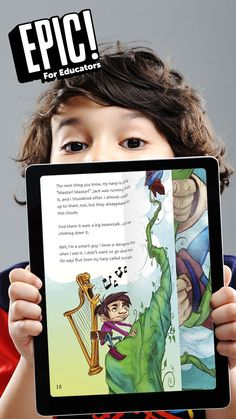 Netflix for kid's eBooks. Free forever to Teachers and Librarians! Perfect for Listening to Reading in Daily 5!
