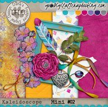 Kaleidoscope Mini #02 | May Mixology