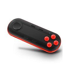 IWAWA Wireless Bluetooth Remote Gamepad Controller, Selfi…
