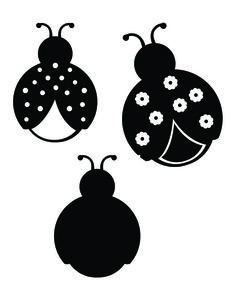 Free svg files of a ladybug