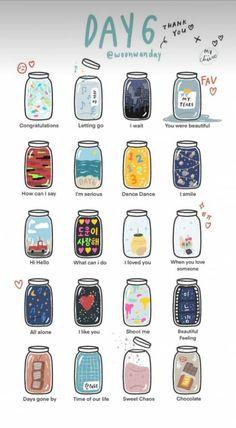 Day6, Fandom Kpop, Kpop Drawings, Bts Aesthetic Pictures, I Love Bts, Kpop Fanart, Aesthetic Stickers, Album Bts, Kpop Aesthetic