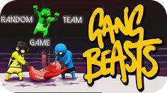 Nem hiszlek el Alex... | Gang Beasts - Zsoltii vs Alex