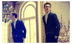 Gordon Bothe para Satellite Magazine #Menswear #Trends #Tendencias #Moda Hombre  M.F.T.