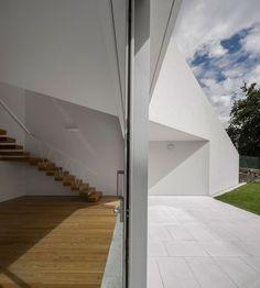 Casa Taíde balances a modern, angular addition over a granite country house | Wallpaper*