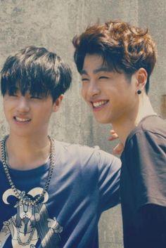 Jinhwan & Junhoe iKON