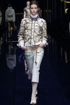 Fall 2006 Ready-to-Wear by Dolce & Gabbana
