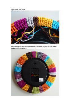 ISSUU - Colorful Clockwork Cozy by Inger Lise Ness