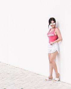 Toda menininha by @amopetitrose  tem como não amar os looks da marca? São os mais lindos e fofos da vida  ph: @igoormelo #ootd #look #pic #instagood #instafollow #lookdodia #photo #style #girl #joaopessoa #bloggers #fashion #picoftheday #summer #beauty #rafinhagadelha