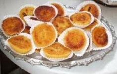 queijadinhas de abóbora