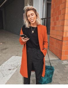 Winter Fashion Trends 2020 for Casual Outfits – Fashion Fashion Mode, Work Fashion, Womens Fashion, Fashion Trends, Latest Fashion, Fashion Ideas, Office Fashion, Fashion 2018, Petite Fashion