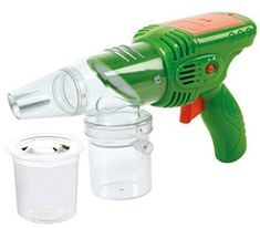 Best Bug vacuums keeping bugs away from our immediate environment and also adds up as an adventure gadget for children toys. Vacuum Reviews, Science Kits, Vacuums, Gifts For Boys, Drink Bottles, Kids Toys, Bugs, Water Bottle, Creepy