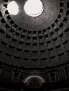 Pantheon - oculus by Grzegorz Adamski on 500px