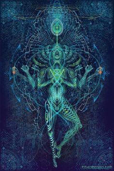 psychedelic art - Pesquisa do Google