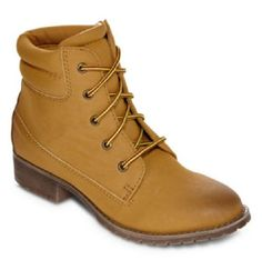 Olsenboye Boots Reed lace up textile PU Cognac Women's size 8, 11 NEW  29.99 http://www.ebay.com/itm/Olsenboye-Boots-Reed-lace-up-textile-PU-Cognac-Women-039-s-size-8-11-NEW-/331522546836?