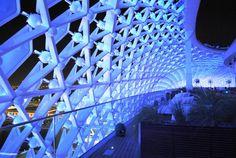 Skylite rooftop bar Yas Hotel  #Abu Dhabi F1 Hospitality Packages