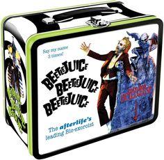 Beetlejuice Lunch Box