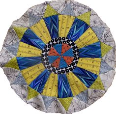 Little Island Quilting: The Camelot Quilt (again)