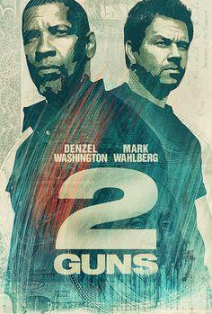 2 Guns by Gravillis Inc, via Behance