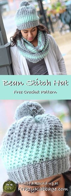 2829 Best Free Crochet Hats Scarves And Mitt Patterns Images On
