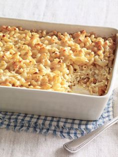 Macaroni and Gruyere Cheese