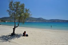 Martselo beach, Paros-Greece