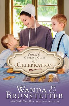 Book 3 in my Amish Cooking Class series will be out in Feb. 2018.