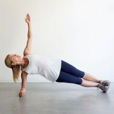 Side Plank | Fabletics Blog