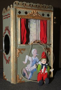 Théâtre Pinocchio. Workshop avec Marie-Paule Hostyn