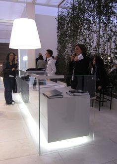 Reception Desk Inspiration | Luxury Interior Design Journal