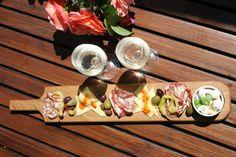 Buy Serving Board with One Ramekin