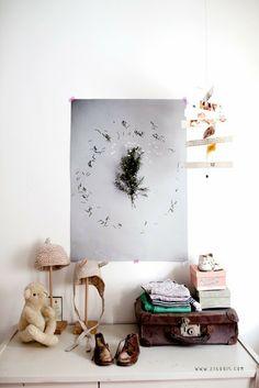 Mon Beau Sapin print, Les Zigouis